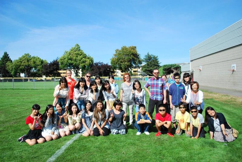 夏休み短期留学ジュニアプログラム
