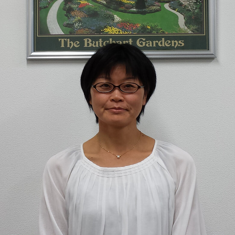 勝又 幸恵 Yukie Katsumata