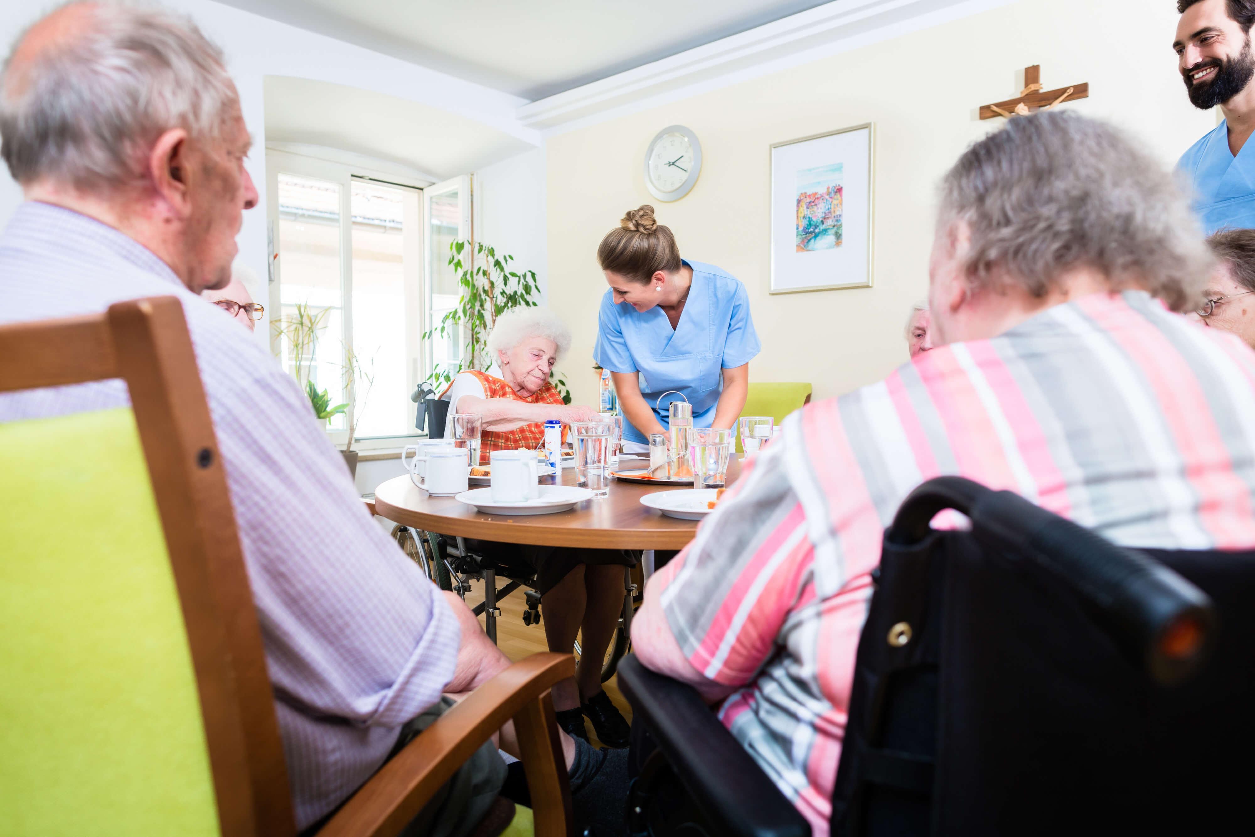 カナダの高齢者福祉プログラム